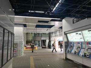 学芸大学駅東口目黒いべ治療院までの道